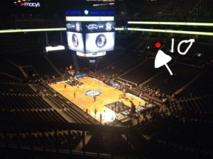 barclays center nets spurs new york