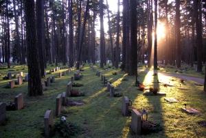 Skogskyrkogården stoccolma cimitero