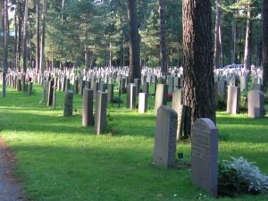 Skogskyrkogården cimitero stoccolma