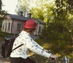 stoccolma viaggio bicicletta