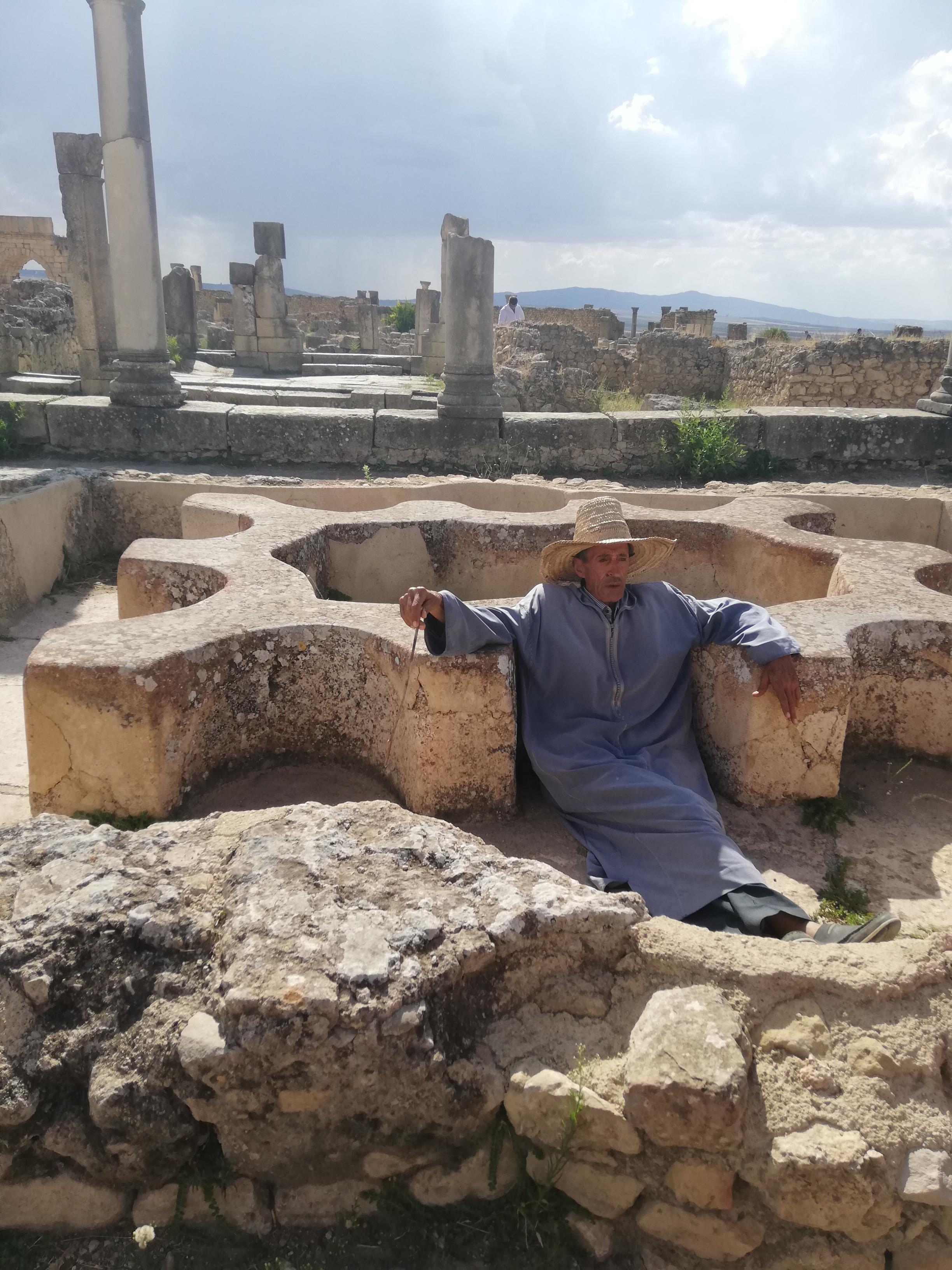 volubilis marocco viaggio