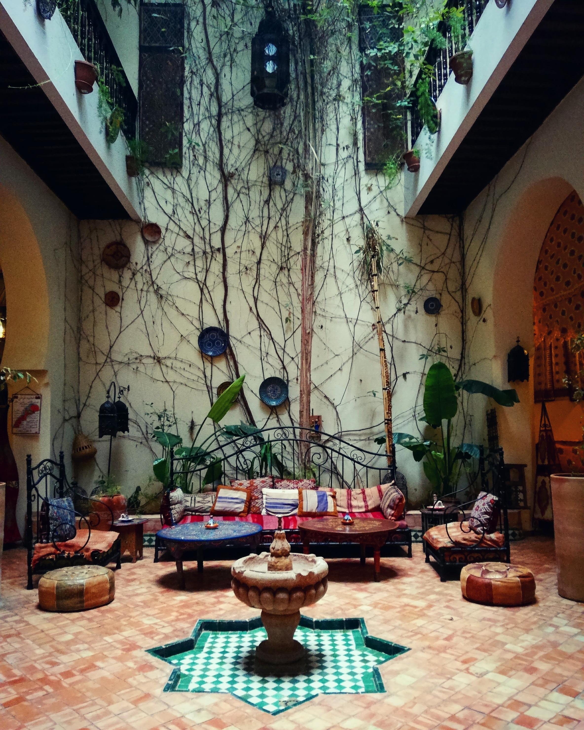 meknes marocco riad