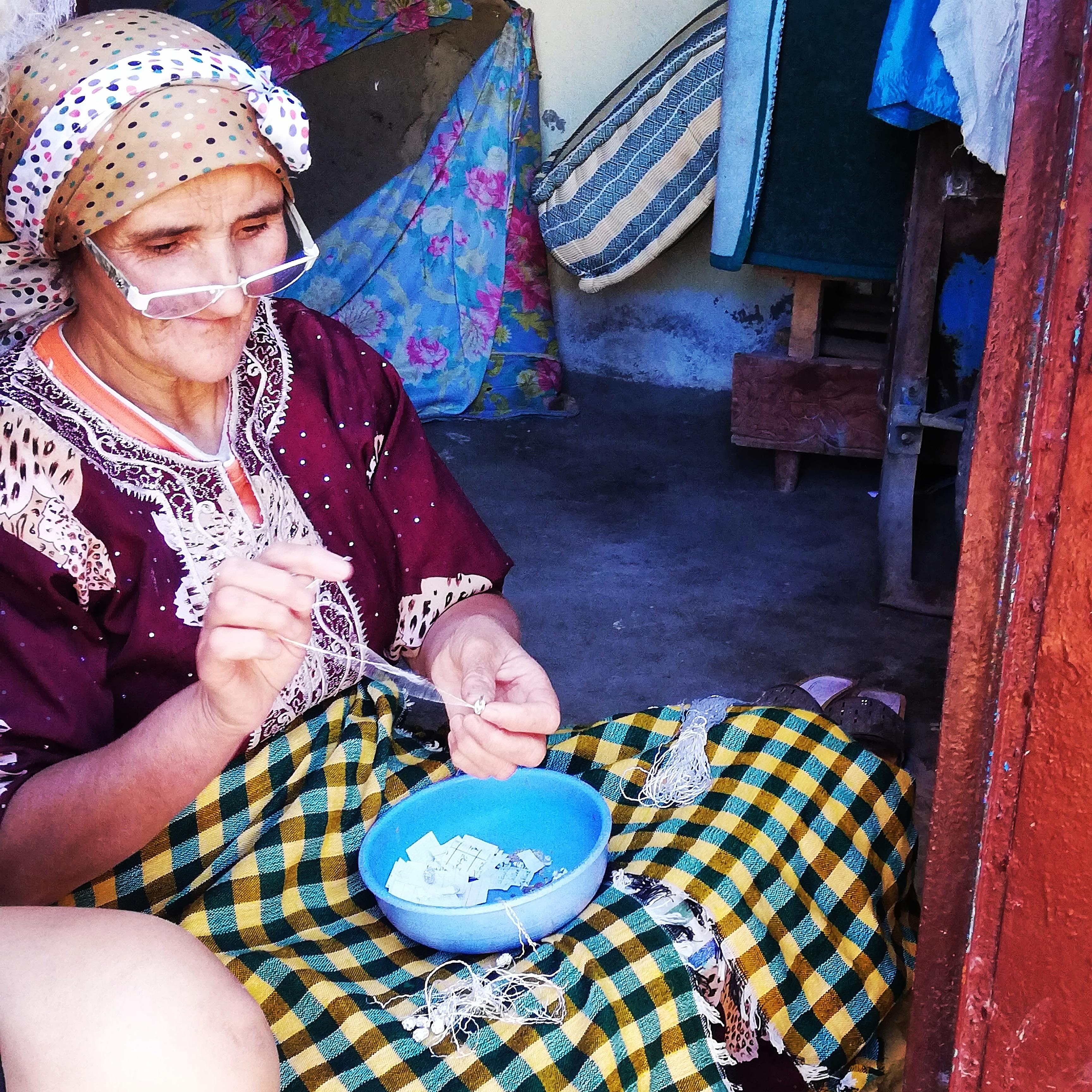 djallaba marocco bahlil