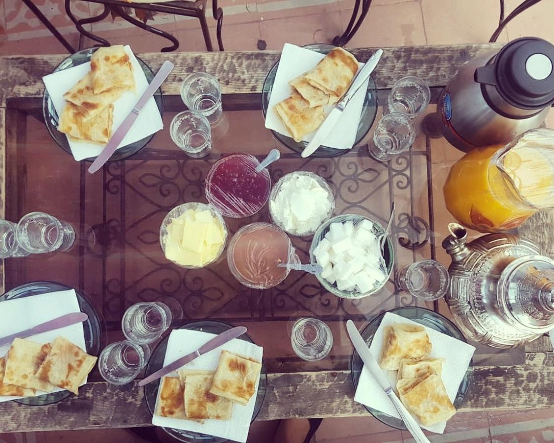 meknes Fes colazione marocchina Marocco