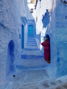 chefchouen  viaggio marocco