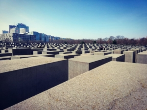 berlino olocausto memoriale