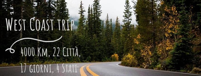 viaggio west coast usa california