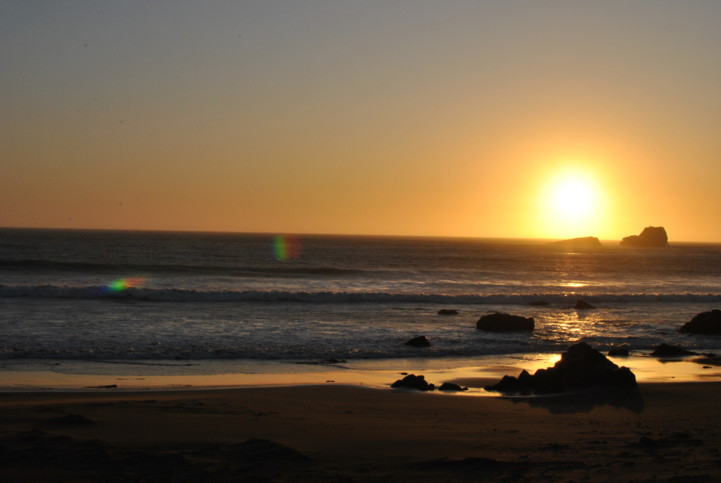 san simeon california high 1