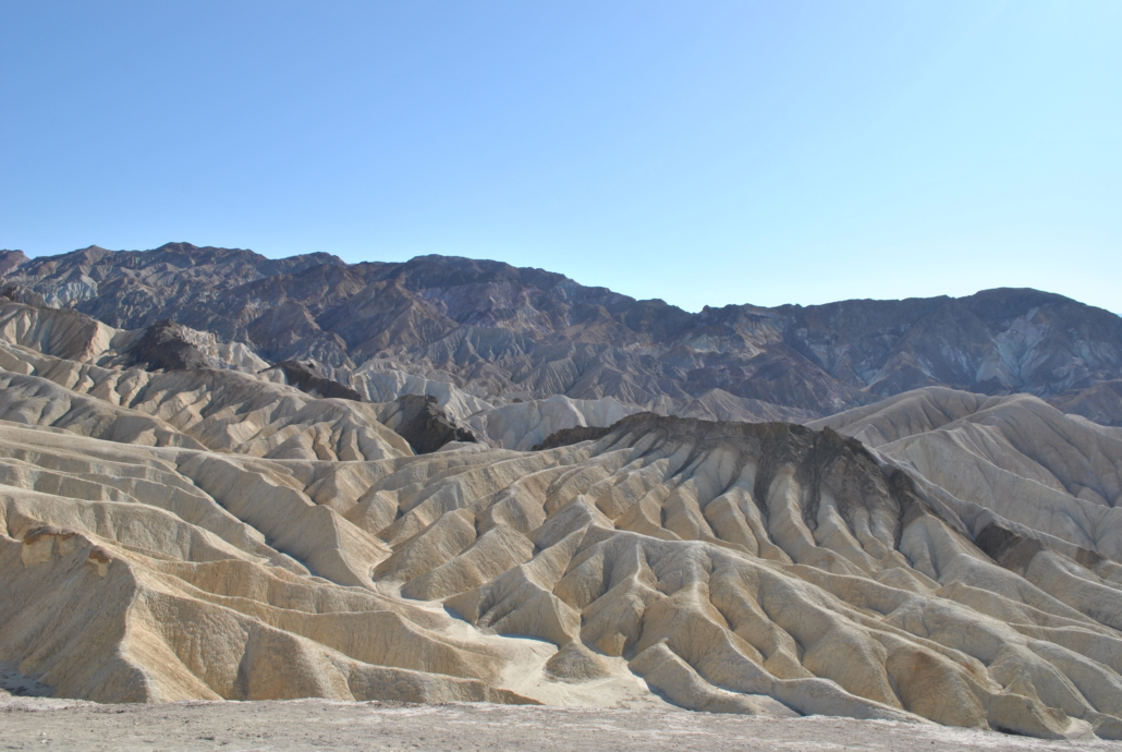death valley viaggio