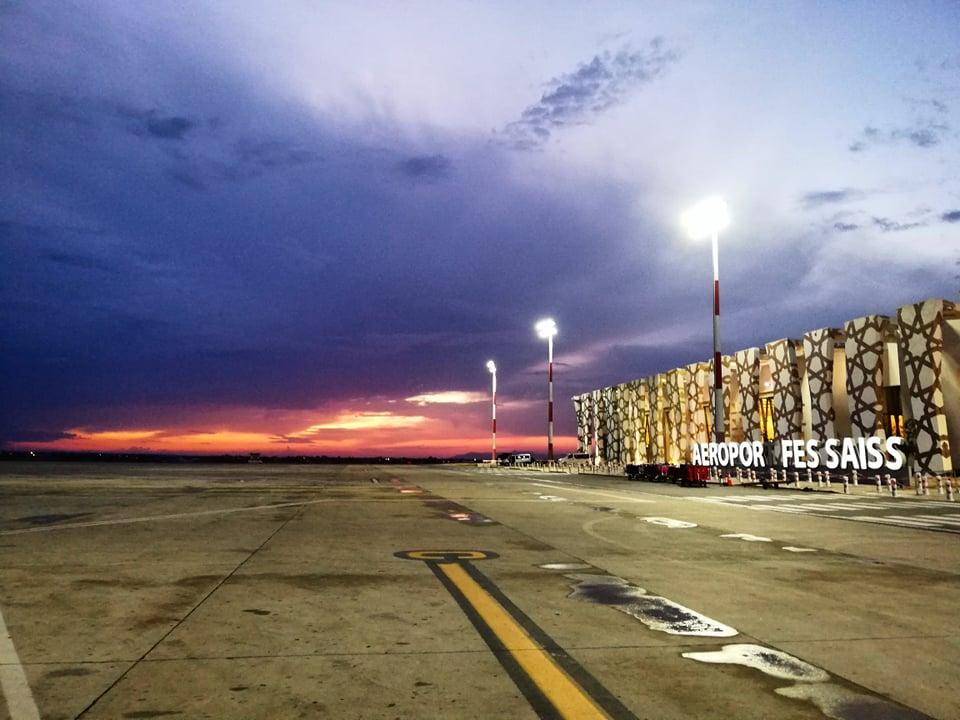marocco aereoporto fes