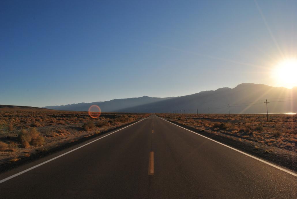 route america las vegas