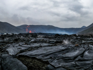 Fagradalsfjall vulcano Islanda viaggio