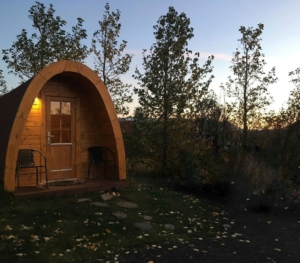 Fossatun Camping Islanda
