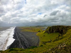 Dyrhólaey promontorio islanda