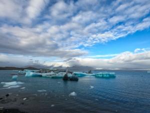 Jökulsárlón viaggio Islanda
