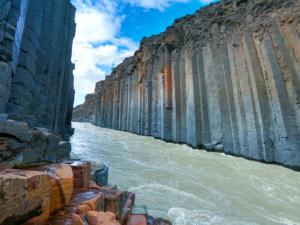 viaggio Islanda Studjil canyon