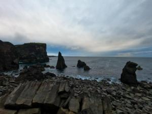 faraglioni Reykjanes islanda viaggio
