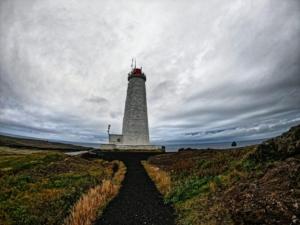 faro di Reykjanes Islanda